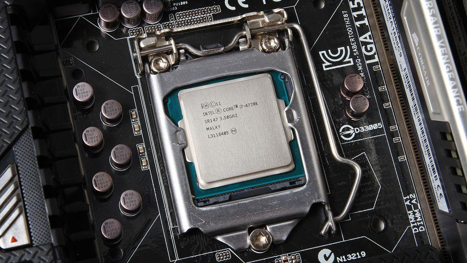 Her er Intels splitter nye Haswell-prosessor
