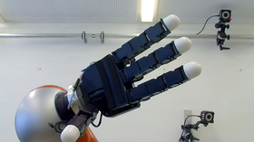 Slik ser robothånden ut.