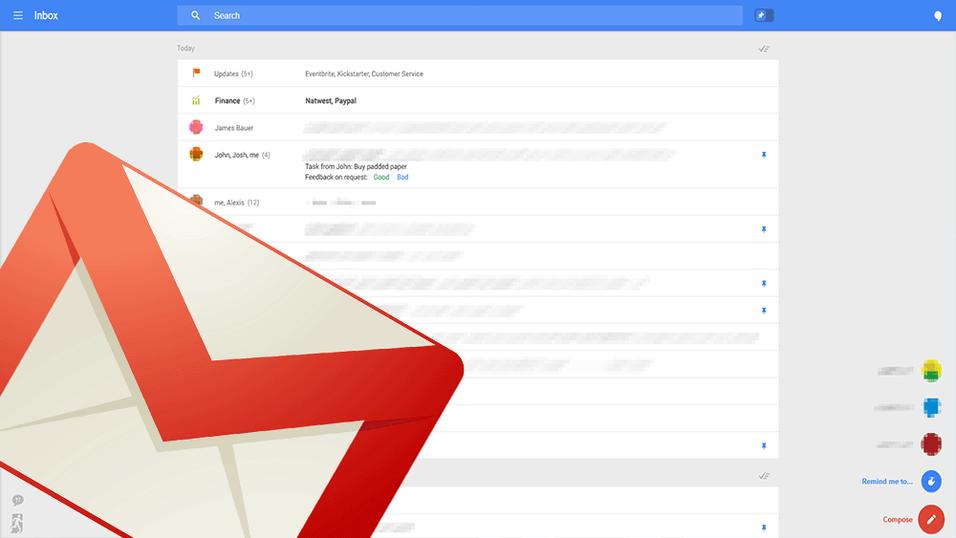 – Slik ser nye Gmail ut