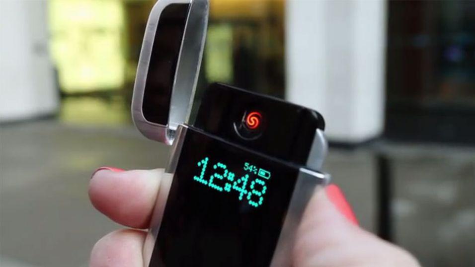 Smart-lighteren som skal få deg til å stumpe røyken