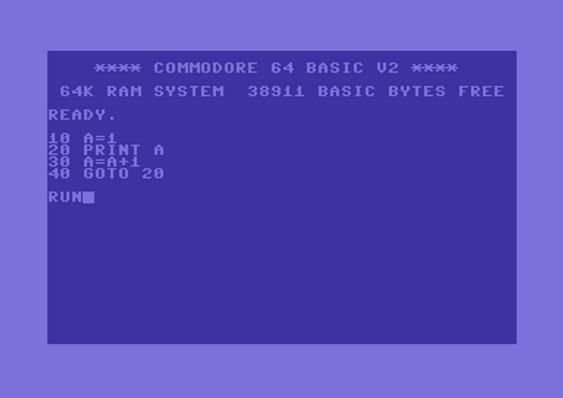 BASIC-program.