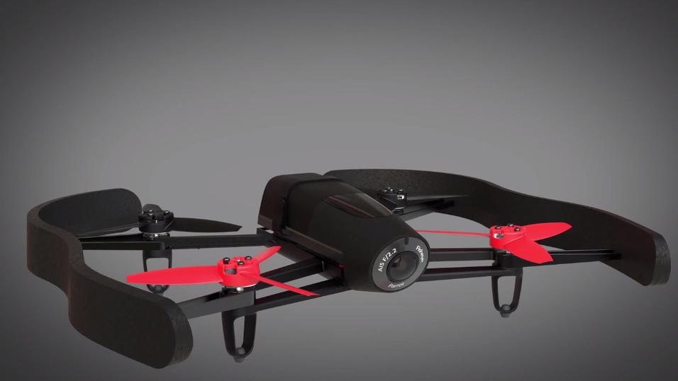 Denne kameradronen kan brukes med VR-brillene Oculus Rift