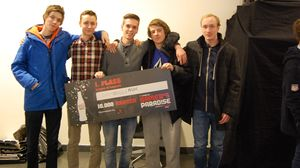 GamersLeague sitt gamle League of Legends-lag vant Gamer's Paradise-turneringen i 2012.