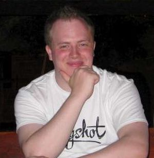 Kim-Erik Aanes, daglig leder i GamersLeague.