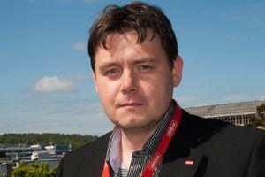 Produktdirektør Øyvind Lundbakk i Altibox mener selskapet er teknologisk helt i front i bredbåndsmarkedet. .