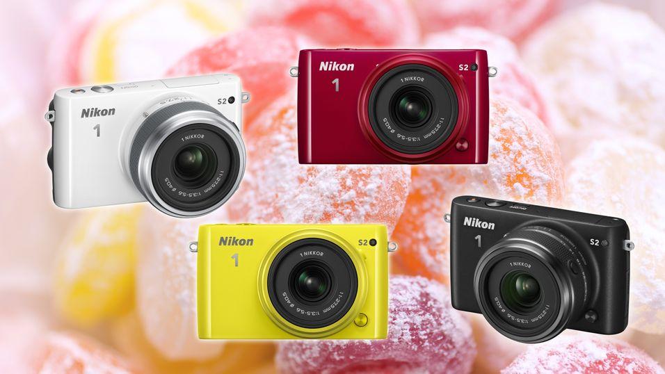 Tro det eller ei: Dette er ikke et kompaktkamera