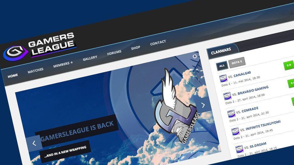 GamersLeague er tilbake.