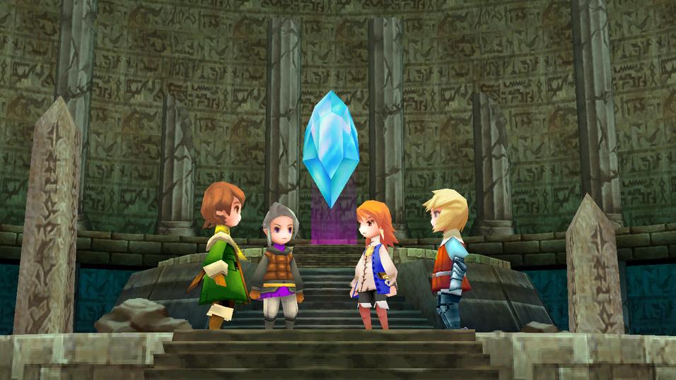 Final Fantasy III kjem til Steam