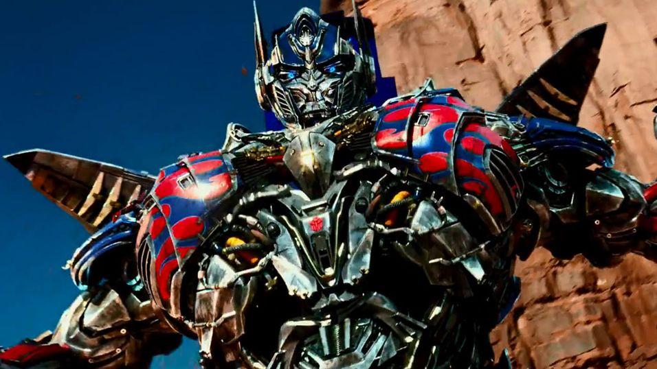 Her får du se mer av Transformers