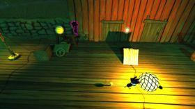 Lys og skygger må manipuleres i Shadow Puppeteer. (Bilde: Sarepta Studios).