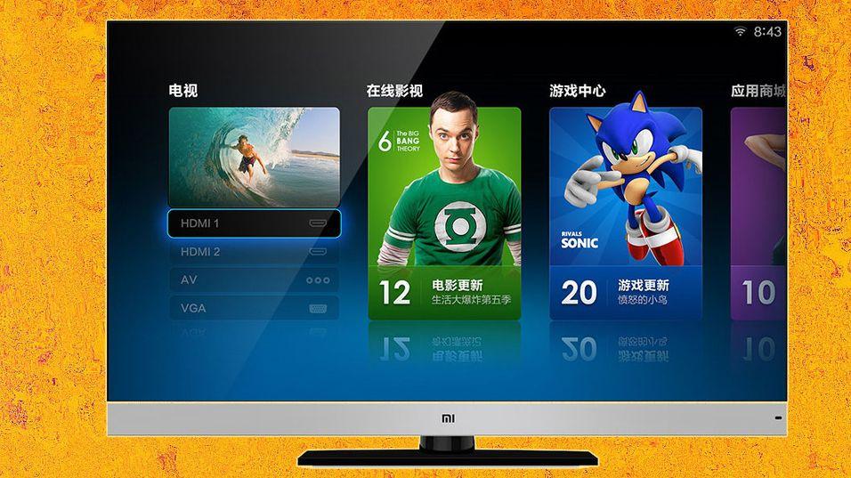 Ny 4K-TV fra Kina er billigere enn noe annet