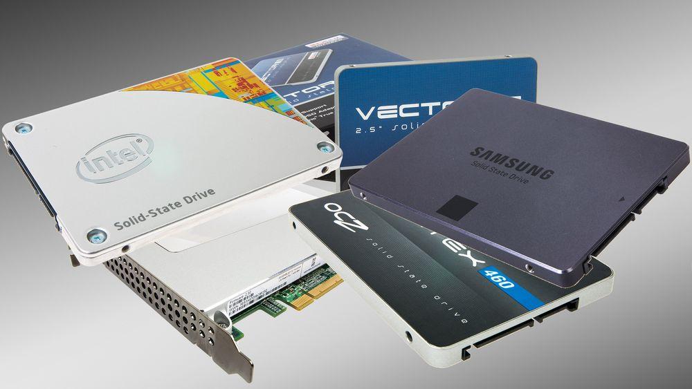 Vi satte disse SSD-ene på en skikkelig styrkeprøve