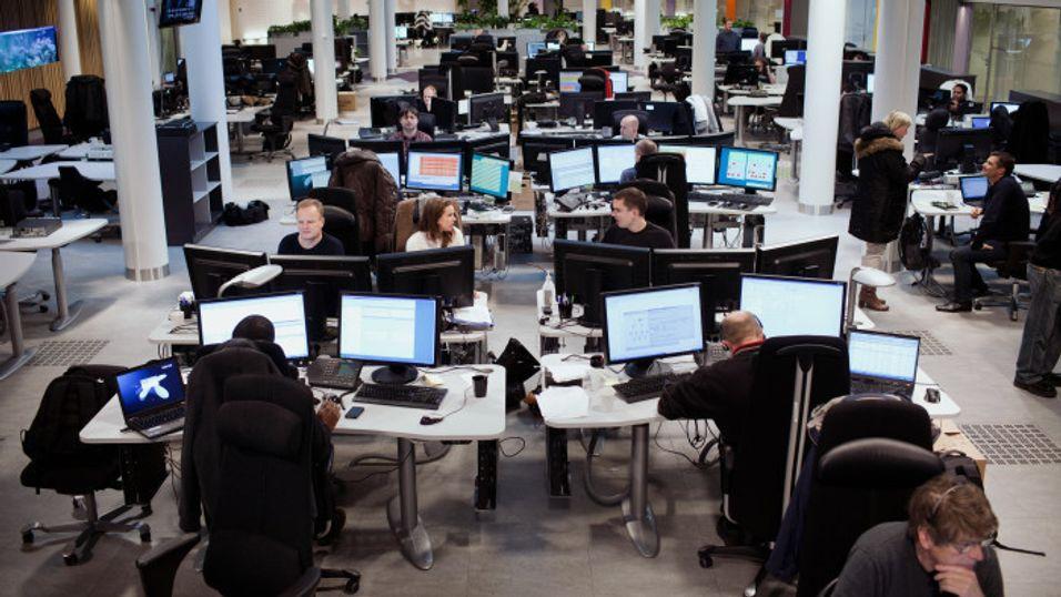 Nødnummerne nede etter Telenor-trøbbel fredag
