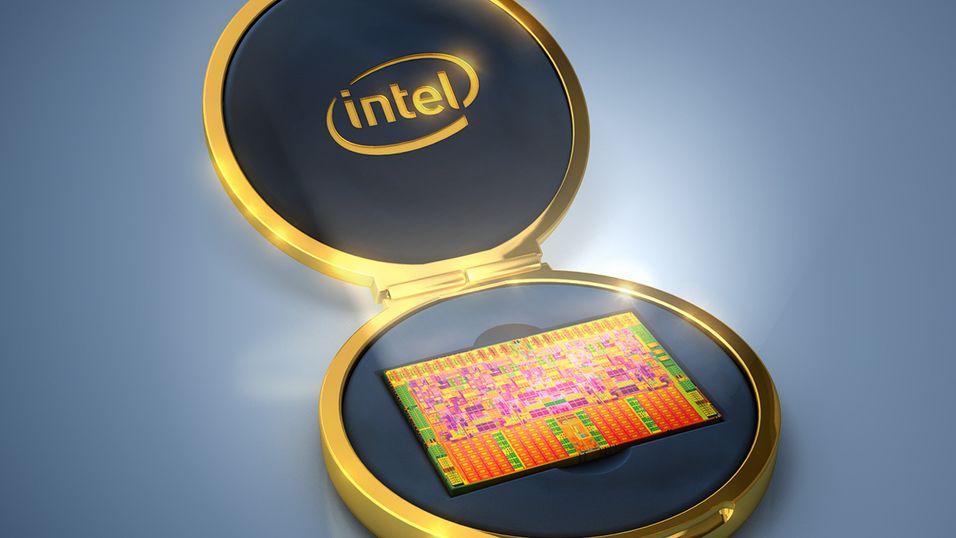 Intel ruller ut Skylake-H