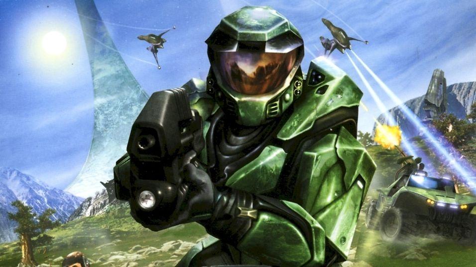 Halo: Combat Evolved kom på Windows i 2003.