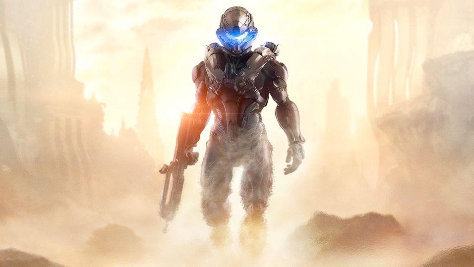Halo 5 er annonsert