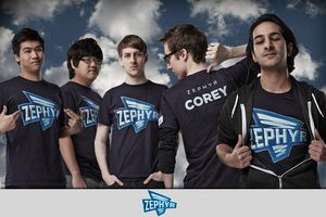 Team Zephyr deltar i kvalifiseringene.