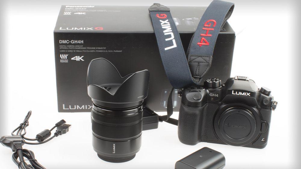 UNBOXING: Vi pakker opp Panasonics rimelige 4K-kamera