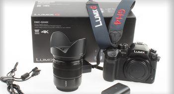 Vi pakker opp Panasonics rimelige 4K-kamera