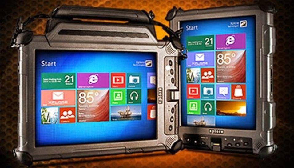 Disse Windows 8-nettbrettene er godkjent av det amerikanske millitæret