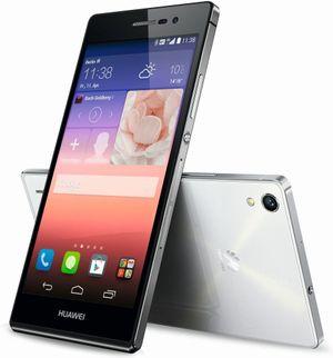 Ascend P7 er blant produktene som har gitt Huawei et løft.