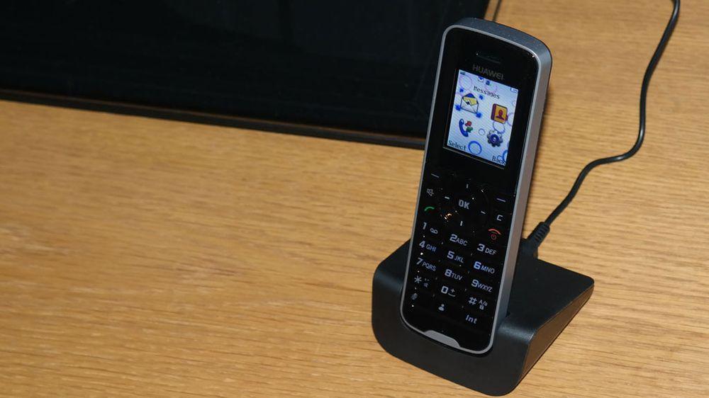 Med denne «mobilen» har du bedre forutsetninger for dekning der andre mobiler faller ut.