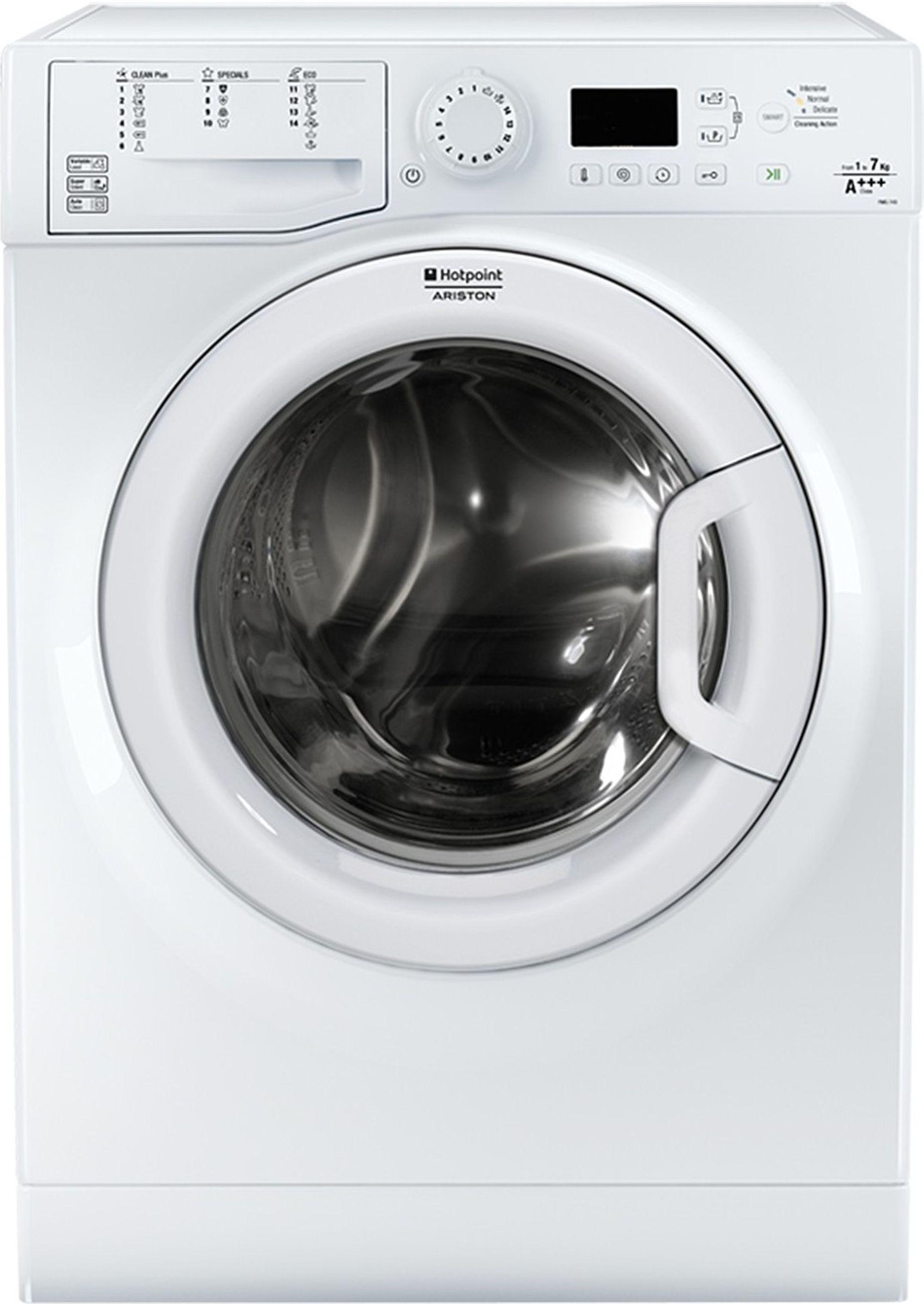 Hotpoint ariston fmg743sk priser tester og tilbud for Bosch lavasciuga