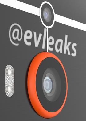 Slik skal kameraet på HTC One Prime se ut, ifølge @evleaks.