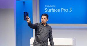 Her er Microsofts nye gigantnettbrett