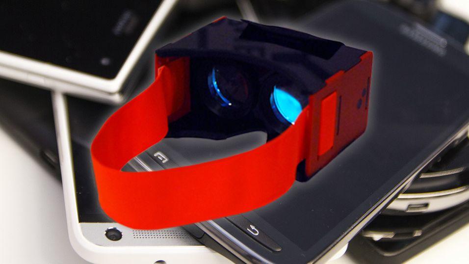 «VR-briller» fra Polen vil gi deg Oculus Rift-opplevelsen på billigsalg