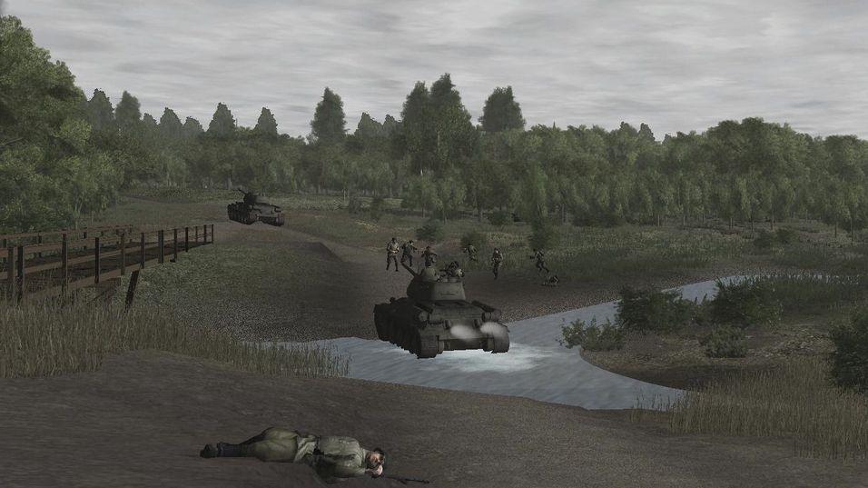Spark tyskerne ut av Sovjetunionen