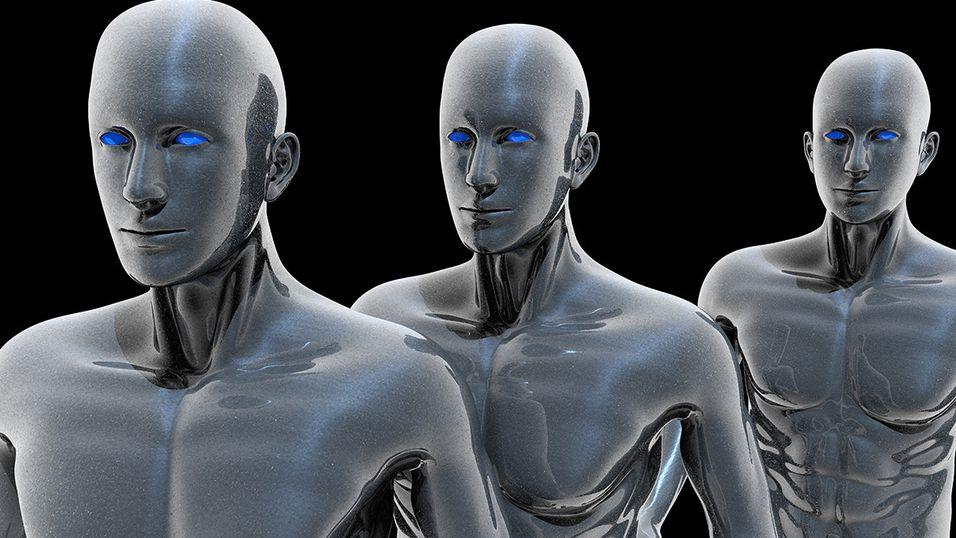Vil det i fremtiden bli vanskelig å avgjøre om det er et menneske eller en maskin?