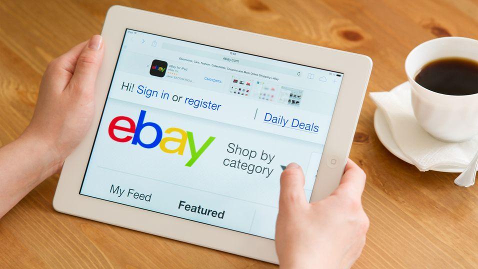 eBay har blitt angrepet – store mengder data stjålet