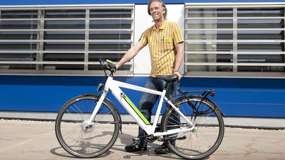IKEA satser på rimelige el-sykler