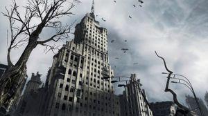 Moskva er i ruiner.