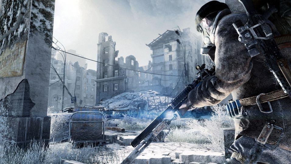 Metro-spillene får store oppgraderinger for Xbox One og PS4