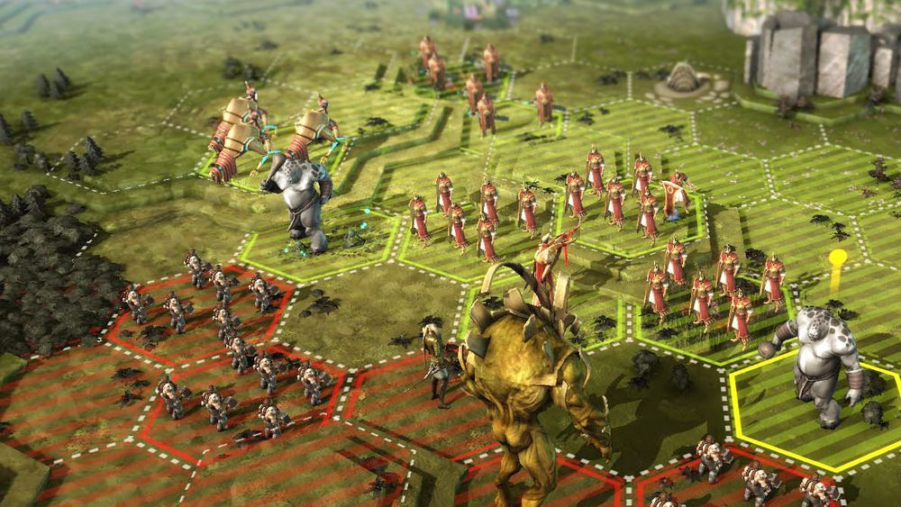 SNIKTITT: Endless Legend