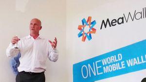 Lars Sandtorp er administrerende direktør i MeaWallet. Han hevder fem millioner nordmenn er et for lite kundegrunnlag for at MeaWallet skal lønne seg, og satser derfor på å gjøre hele verden til sitt marked. .