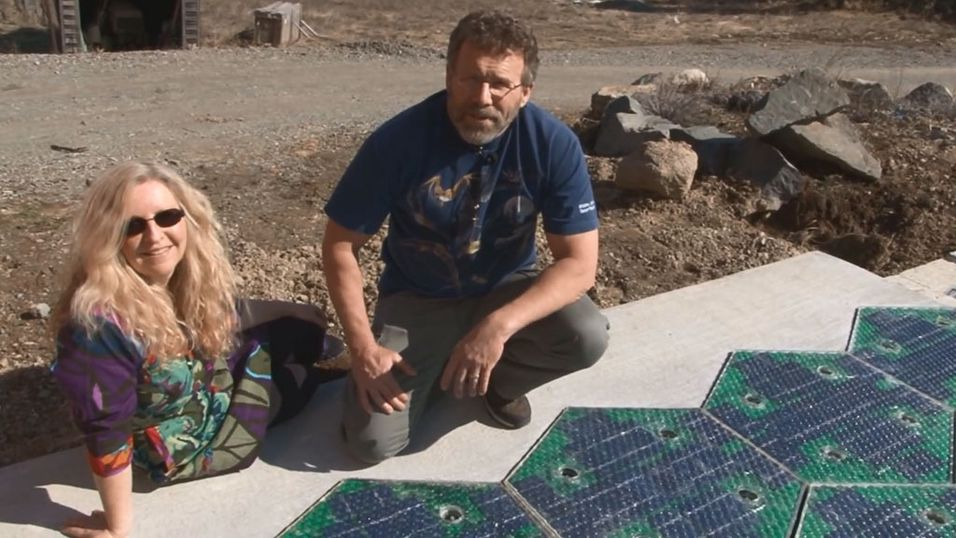 Tror du solcelleasfalt kan redde verden?