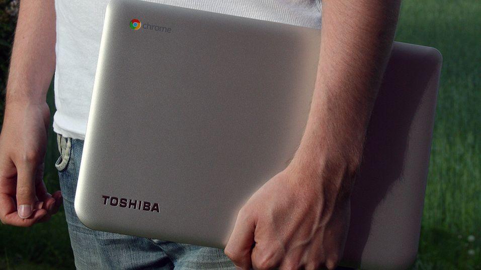 Chromebook-salget tar av
