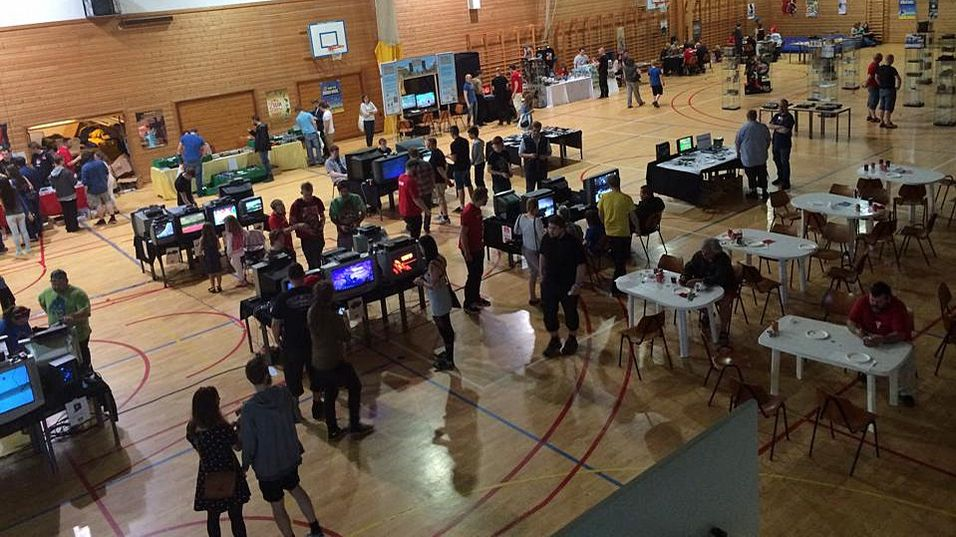 PODKAST: Stemningsrapport fra Retrospillmessen i Sandefjord