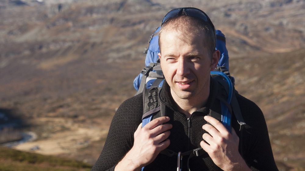 Skarp sol kan være utfordrende for både fotograf og kamera