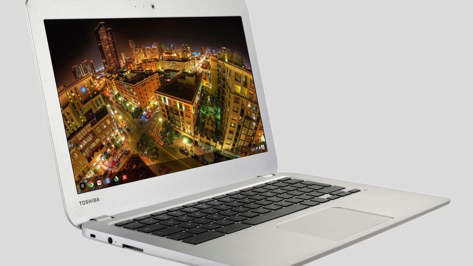 Toshiba lanserer sin første Chromebook i Norge