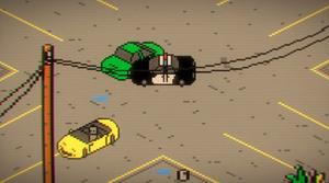 Velkjent scene fra Grand Theft Auto V-traileren – med en vri.