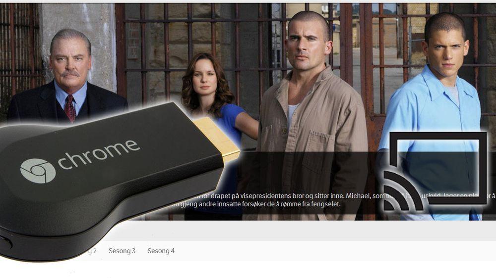 GUIDE: Slik får du mer glede av Google Chromecast