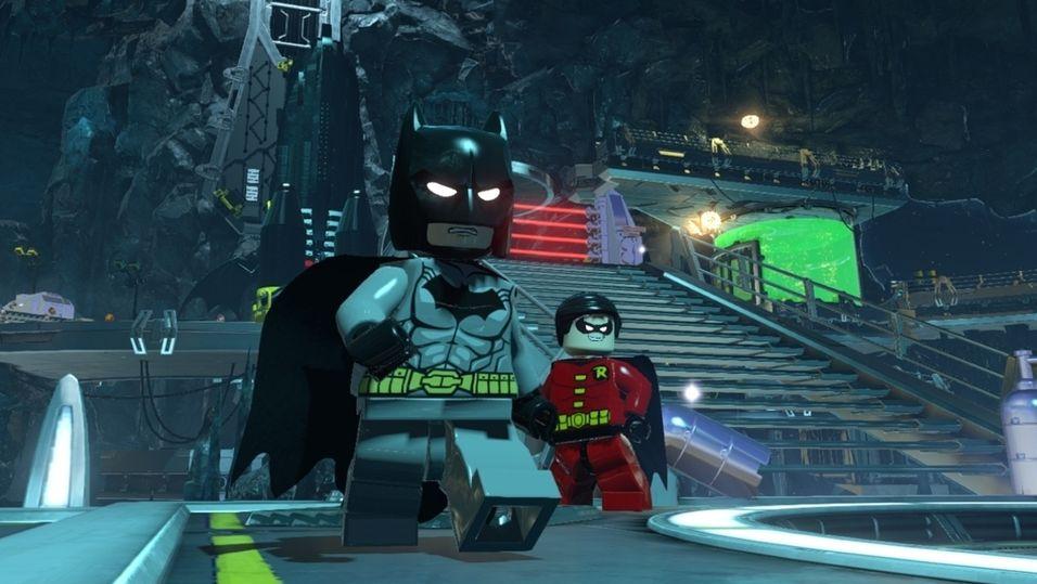 Nytt LEGO Batman-spel kjem til hausten