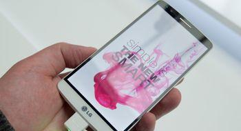 LG G3 Superskjerm, laserfokus og enklere menyer