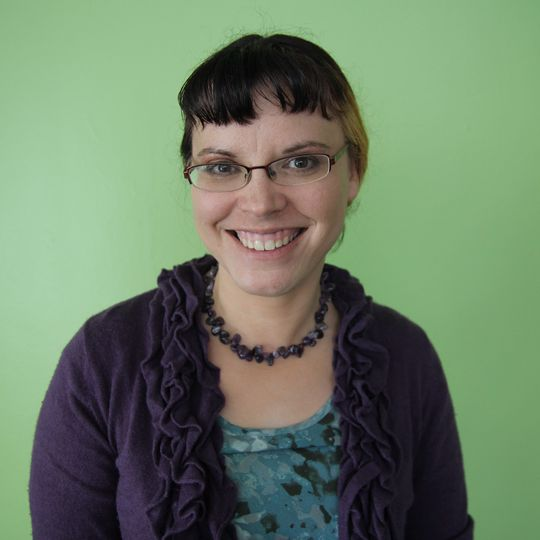 Wendy Despain (Foto: Jens Erik Vaaler/Gamer.no).