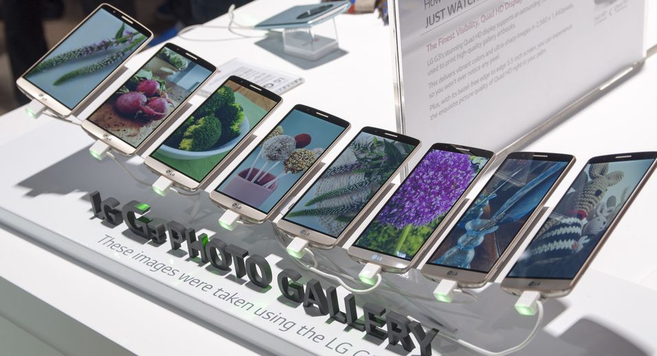 VIDEO: Slik er LG G3 i bruk