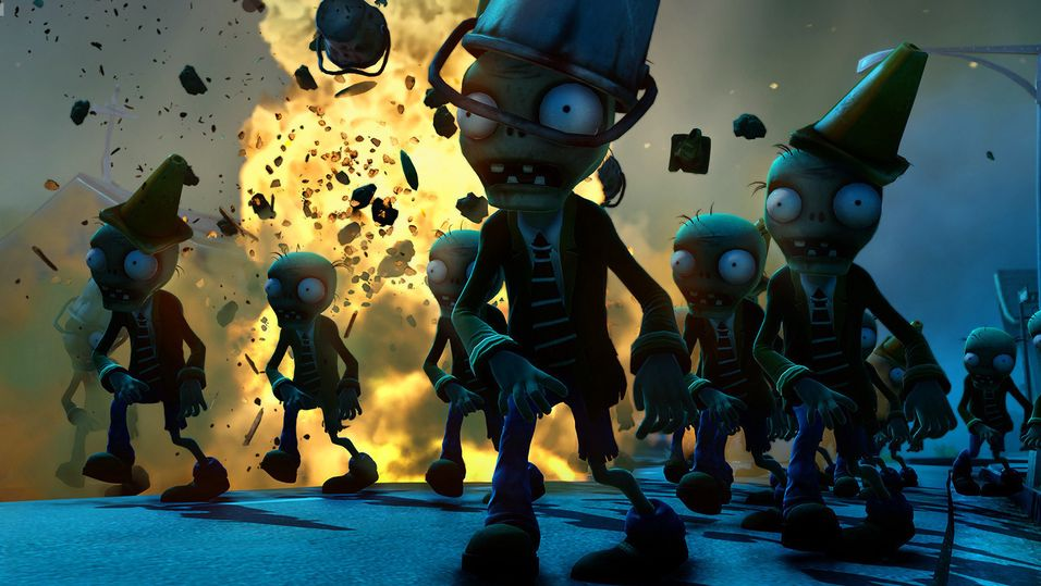 Vil Plants vs. Zombies invadere PlayStation?